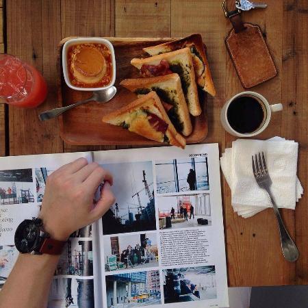INO home B&B: Breakfast