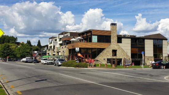 Lake Bar: het restaurant