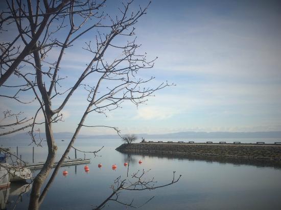 Lac de Neuchâtel : Lago de Neuchatel