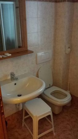 Hotel Cevedale: Camera