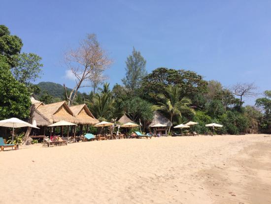 Narima Bungalow Resort: Narima Strand