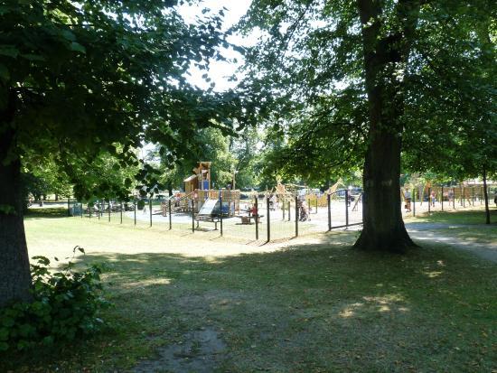 Houndwell Park