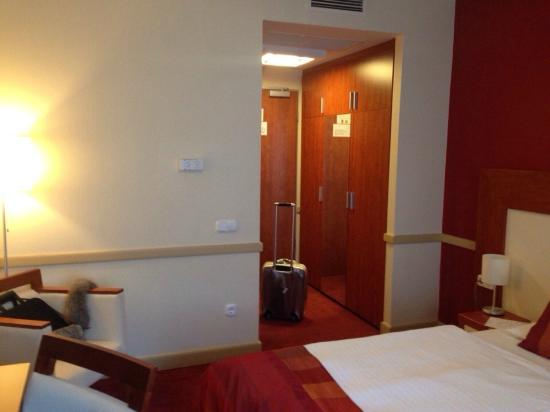 City Inn : room