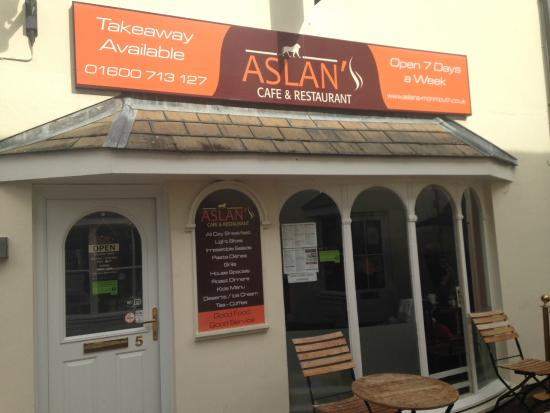 Aslans Cafe Monmouth : Best cafe in Monmouth
