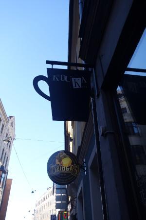 Kuuka Kafe