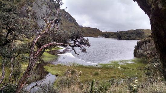 Cuenca, Ecuador: Beautiful scenery in El Cajas National Park