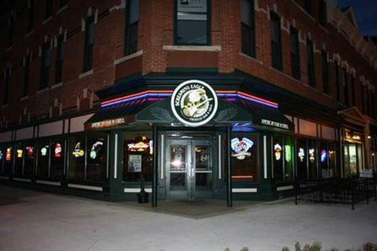 Waterloo, IA: Screaming Eagle American Bar and Grill