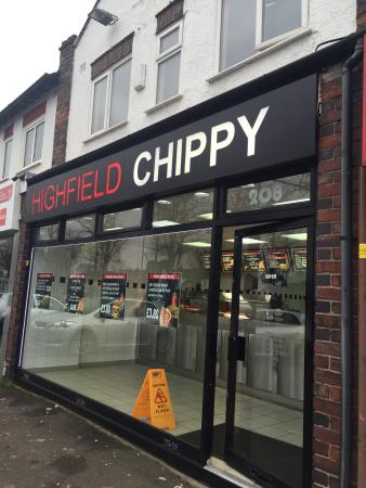 Highfield Chippy