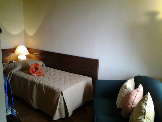 Hotel Bellavista: zona terzo letto