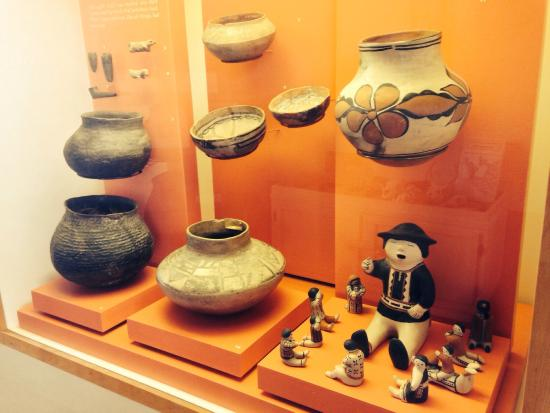 Bernalillo, Nouveau-Mexique : Museum display