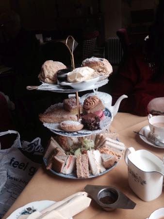 Miss B's Tea Rooms: Afternoon tea