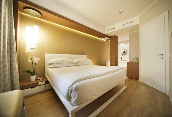 Oxygen Lifestyle Hotel Helvetia Parco : Scorcio della Suite