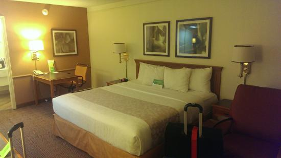 La Quinta Inn Denver Cherry Creek: Room view 1