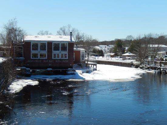 Bridge: The restaurant.