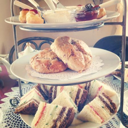 Tea Room at Port Gamble: High Tea