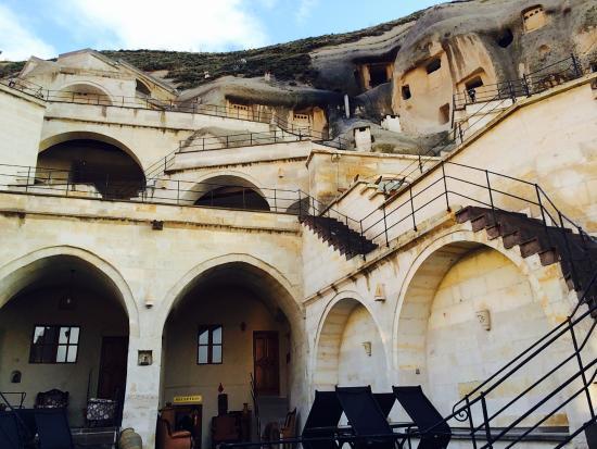 Vezir Cave Suites: ホテル外観