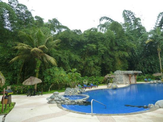 Arasha Tropical Rainforest Resort & Spa: Beautiful pool