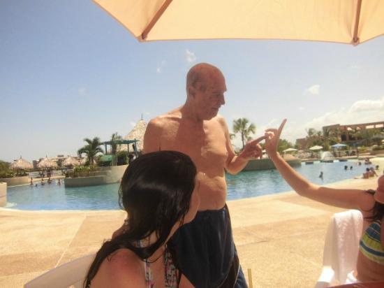 Las Olas Resort: Disfrutando