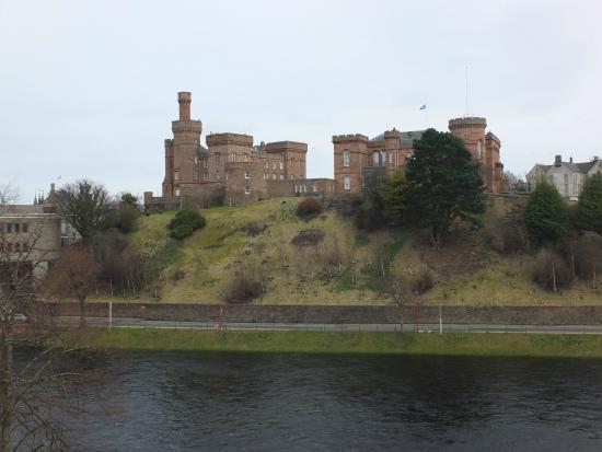 River House Restaurant: Inverness Castle