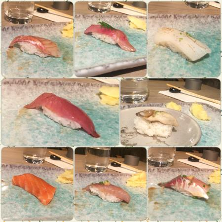 Simple Sushi: sushis