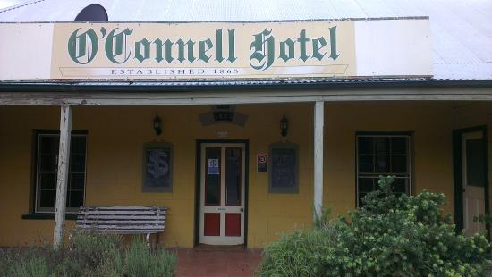 O'Connell, أستراليا: O'Connell Pub