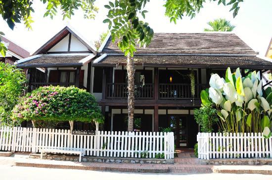 Kiridara: Villa Ban Kili entrance