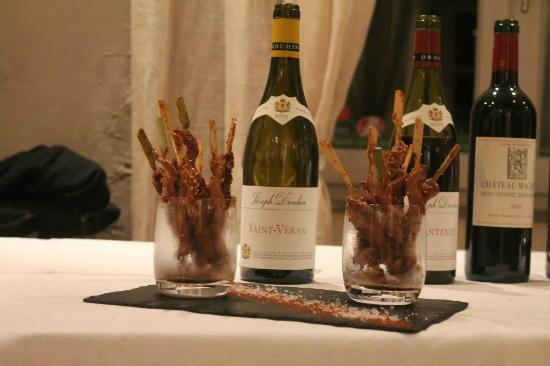 L'Escala Dau Lemosi : dégustation de vin