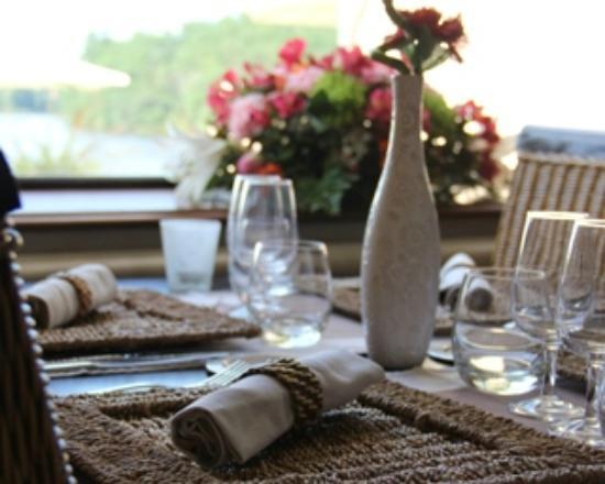 L'Escala Dau Lemosi : la salle de restaurant