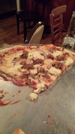 Prison St Pizza