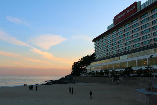 The Westin Chosun Busan Hotel On Haeundae Beach