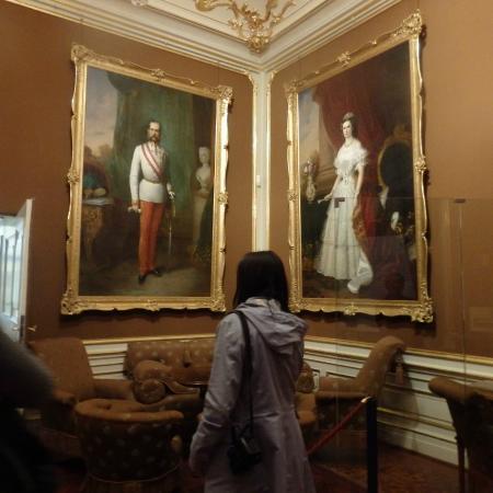 Chambre coucher foto de sch nbrunn palace viena tripadvisor - Foto chambre a coucher ...