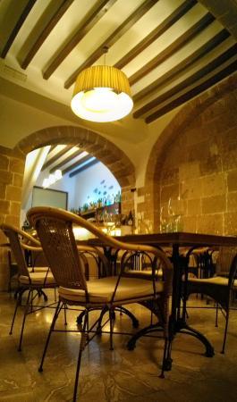 La Posada de Ariant Restaurant: salon