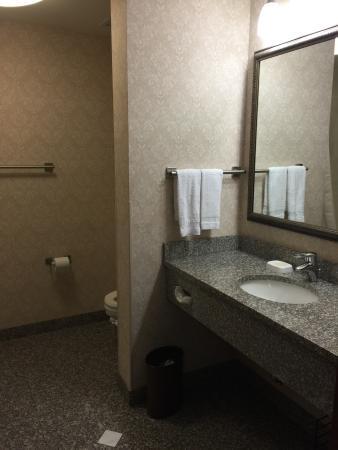 Drury Inn & Suites Meridian: Bathroom