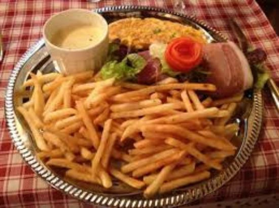image Resto Grill du Golf sur Bourganeuf