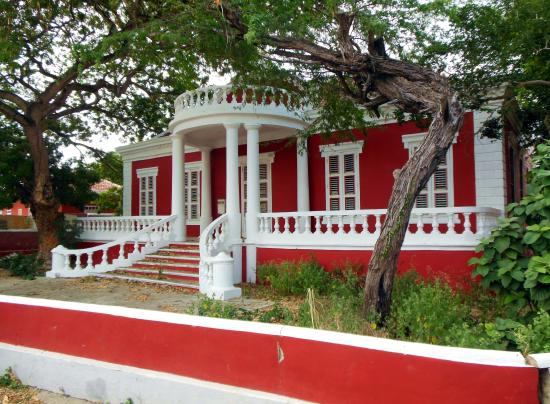 Red House in Scharloo