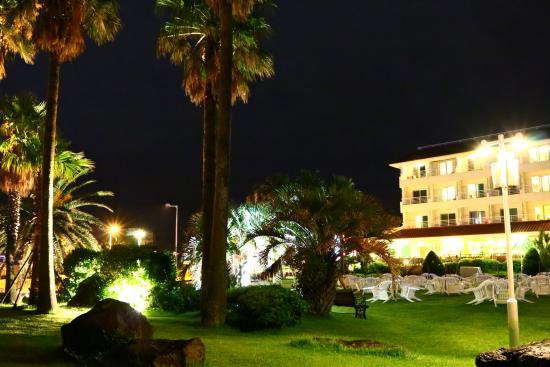 Sunshine Hotel: Hotel Gardens