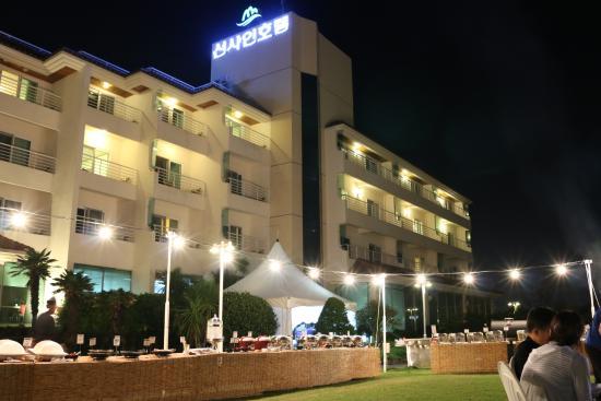 Sunshine Hotel: Hotel Rooms