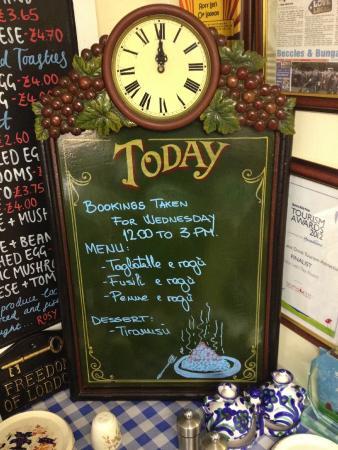 Rosy Lee S Tea Room