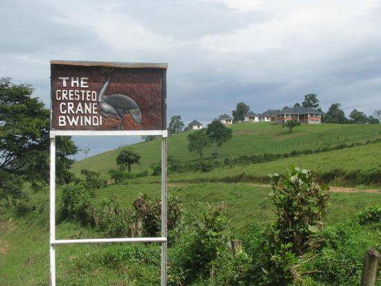 ‪The Crested Crane Bwindi Hotel‬