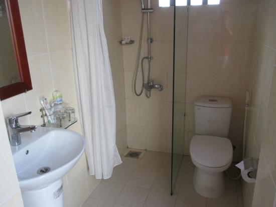 Flower Garden Homestay : Bathroom