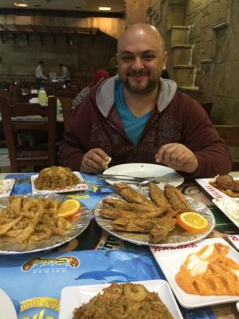 Balbaa Village: Food