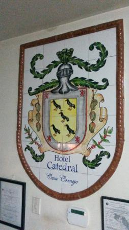 Hotel Catedral Casa Cornejo: great place