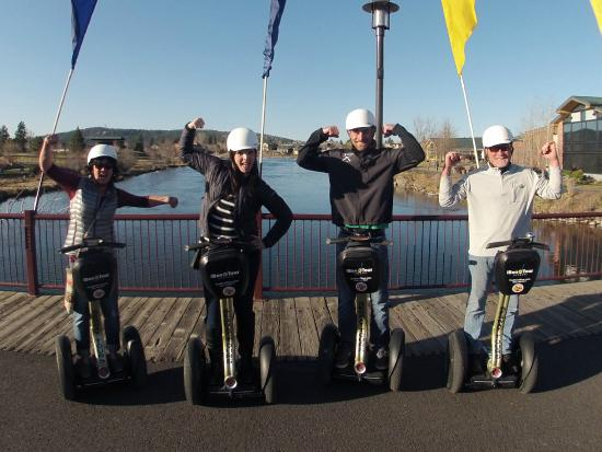 The Bend Tour Company: Happy Gliders