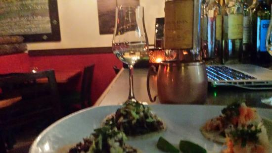 Agave Grill: Tacos and mezcal