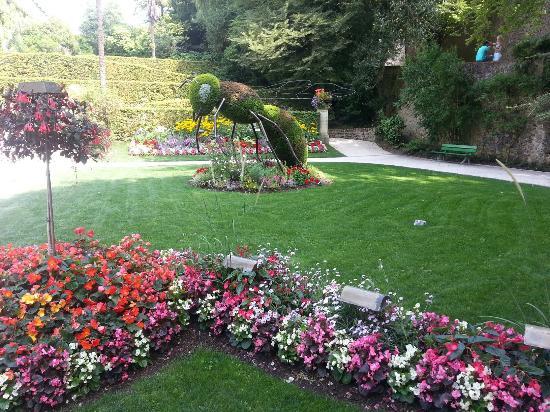Jardin des plantes de coutances picture of jardin des for Jardin 63