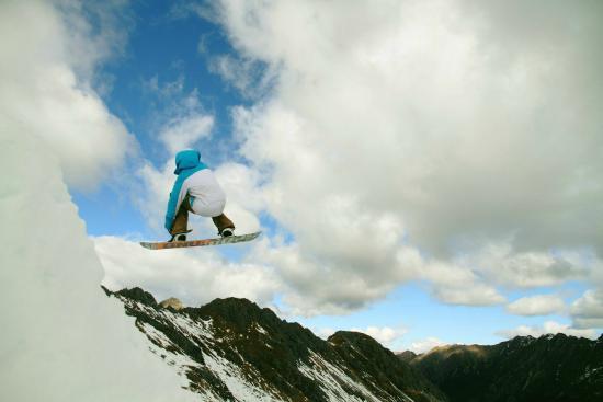 Rainbow Ski Area : Big air
