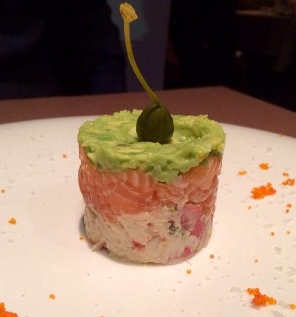 Basara Milano - Sushi Pasticceria: Tris di tartare