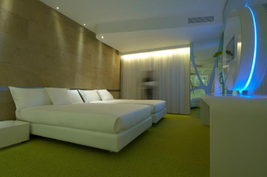 A Point Arezzo Park Hotel: Junior Suite