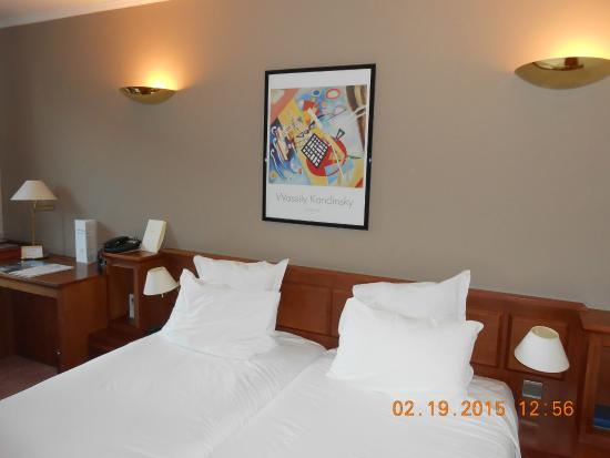 Excelsuites Hotel - Residence : Habitacion