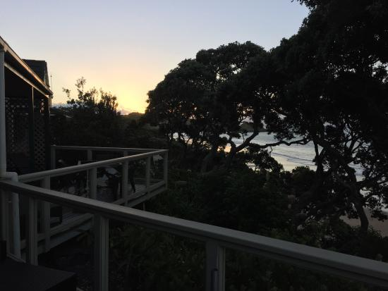 Beach Lodge: Ausblick